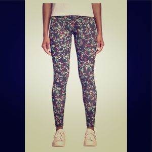 Adidas Original Fashion Leggings Floral Medium